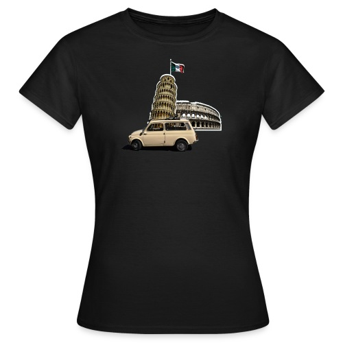 Sempre Italia! Donna! - Frauen T-Shirt