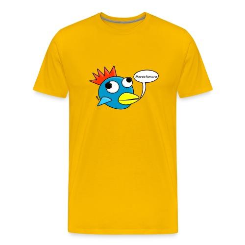 #eroafumare official tshirt - Maglietta Premium da uomo
