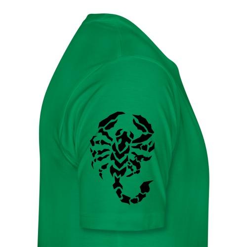 Justcause Skorpion Auflage - Männer Premium T-Shirt