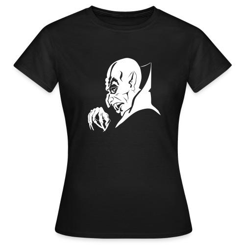 «Nosferatu» - Camiseta mujer