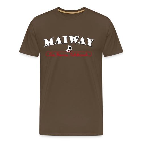 Maiway Herren Shirt - Männer Premium T-Shirt