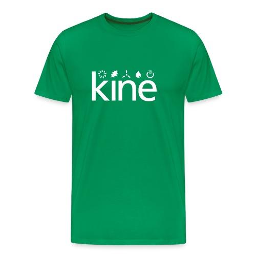 kine Basic-Shirt - Männer Premium T-Shirt