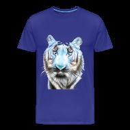 T-skjorter ~ Premium T-skjorte for menn ~ Tiger
