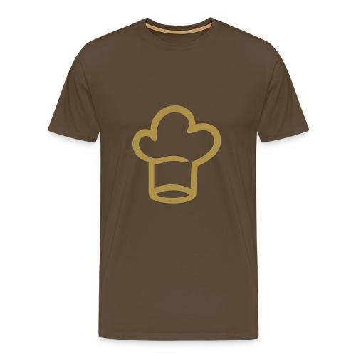 Chefkoch - Männer Premium T-Shirt