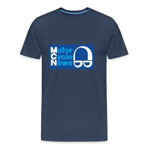 mcnretrologo - Men's Premium T-Shirt