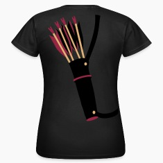 quiver archery arrow equipment by patjila T-Shirts