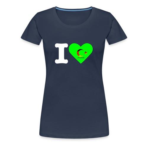 Stolzländer Girls - Frauen Premium T-Shirt