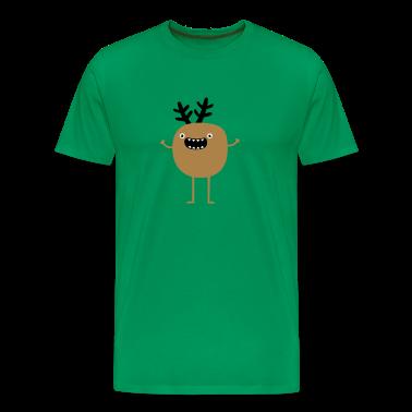 Funny Christmas Reindeer T-Shirts