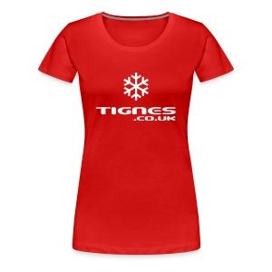 Women's Premium T-Shirt - Glitter Tee