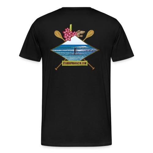 SUP Tropicale - Männer Premium T-Shirt