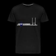 T-Shirts ~ Men's Premium T-Shirt ~ Men's I Get Rec'd Big & Tall T-Shirt