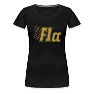 T-Shirts ~ Women's Premium T-Shirt ~ F1CC Girls T shirt