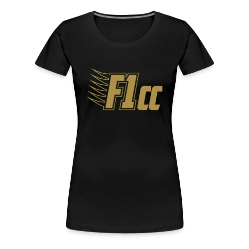 F1CC Girls T shirt - Women's Premium T-Shirt