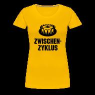 T-Shirts ~ Frauen Premium T-Shirt ~ Bedenkenträgerin