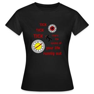 Dexter - tick, tick, tick - Camiseta mujer