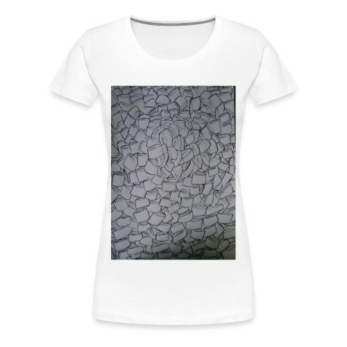 la pomme - T-shirt Premium Femme