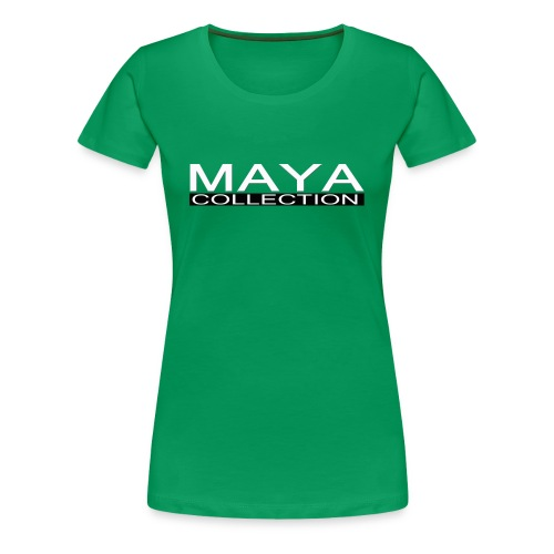 MAYA collection - Maglietta Premium da donna