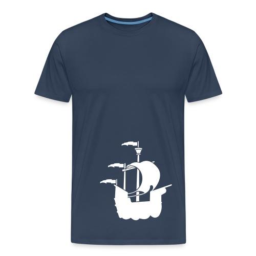 D.DONOVAN -  '' Purple Pirate Edition'' - T-shirt Premium Homme