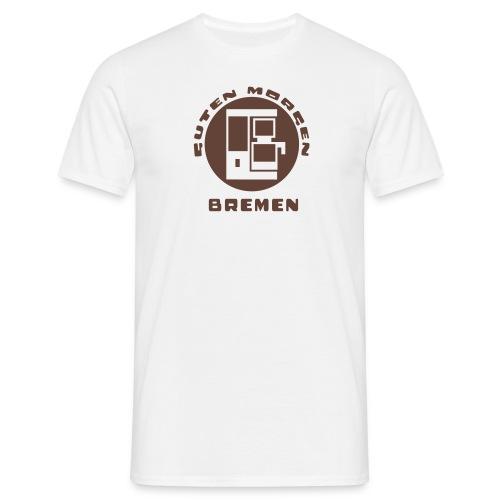 Bremen Guten Morgen Kaffee T-Shirt - Männer T-Shirt