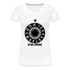 VOLUME. - T-shirt Premium Femme