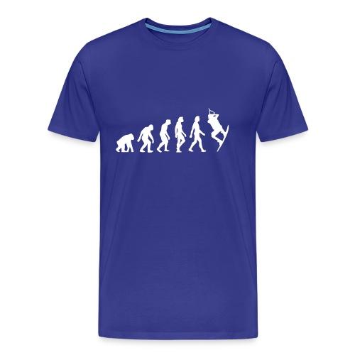 Kite Evolution - Männer Premium T-Shirt