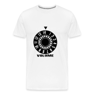 Tee shirts ~ T-shirt Premium Homme ~ VOLUME.