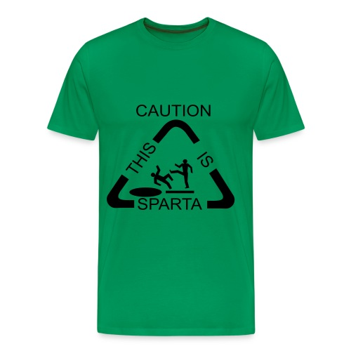 This is Sparta - Camiseta premium hombre