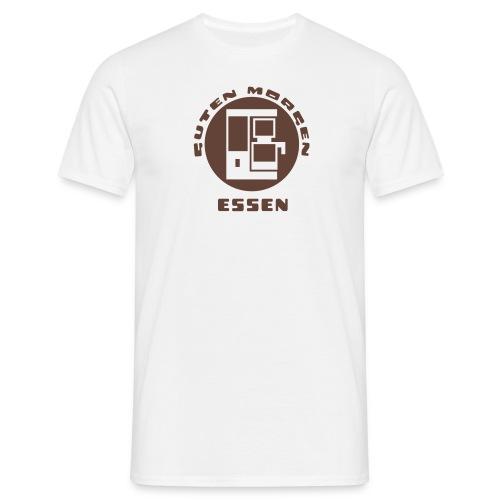 Essen Guten Morgen Kaffee T-Shirt - Männer T-Shirt
