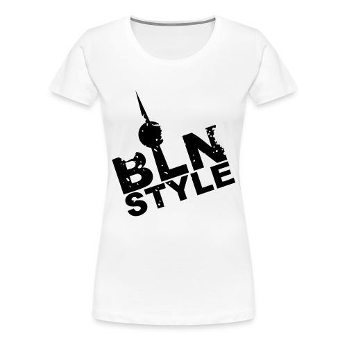 I Love Berlin - Frauen Premium T-Shirt