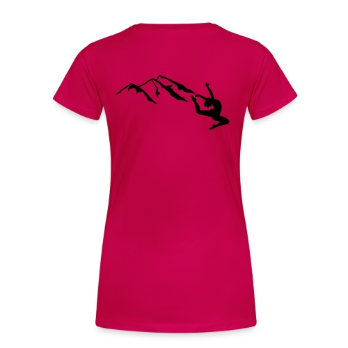 Weibkraft - T-shirt Premium Femme