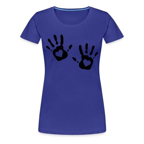 Bas les pattes - T-shirt Premium Femme