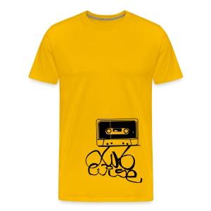 Cassette tape - Men's Premium T-Shirt