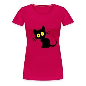 Georgie Damenshirt gross - Frauen Premium T-Shirt