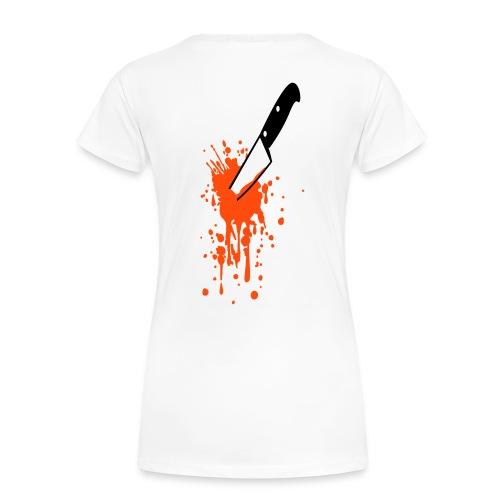 Knife - Frauen Premium T-Shirt