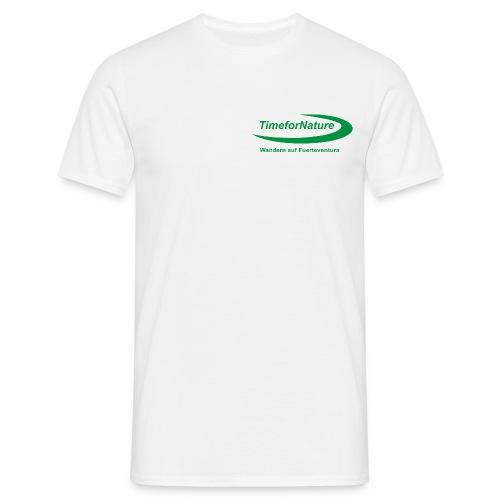 TimeforNature-Shirt für Herren - Männer T-Shirt