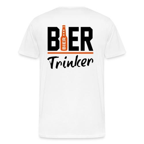 LoveBier Shirt Männer - Männer Premium T-Shirt