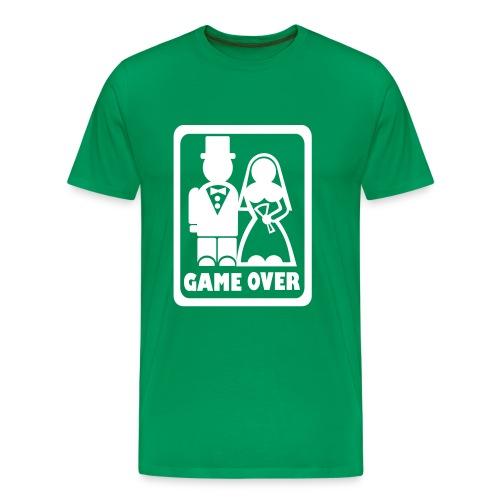 GO - Camiseta premium hombre
