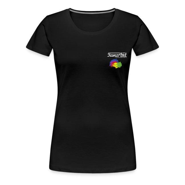 Frauen große Größen Rainbow Tanzart