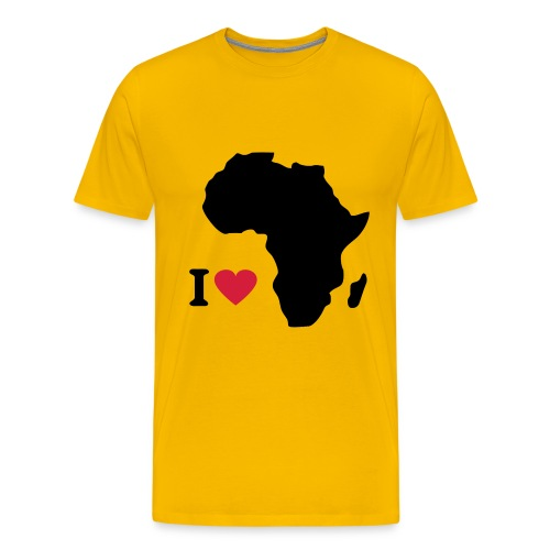 AFRIQUE 4 - T-shirt Premium Homme