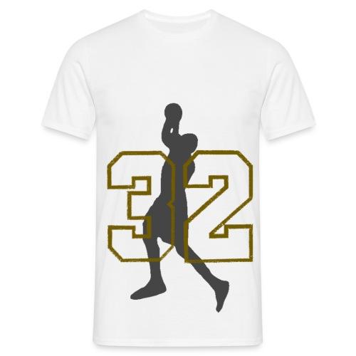 T shirt homme basketball - T-shirt Homme