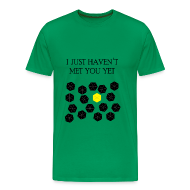 Camisetas ~ Camiseta premium hombre ~ How I Met Your Mother - I just haven't met you yet