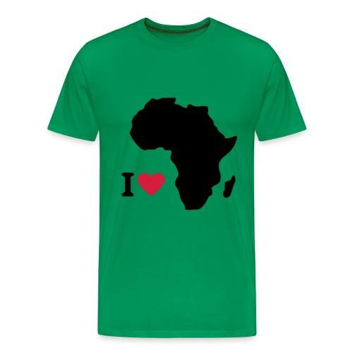 AFRIQUE 3 - T-shirt Premium Homme