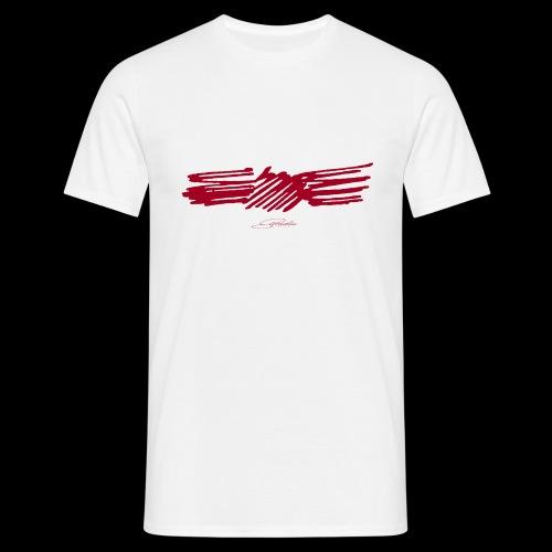 scratches - Männer T-Shirt