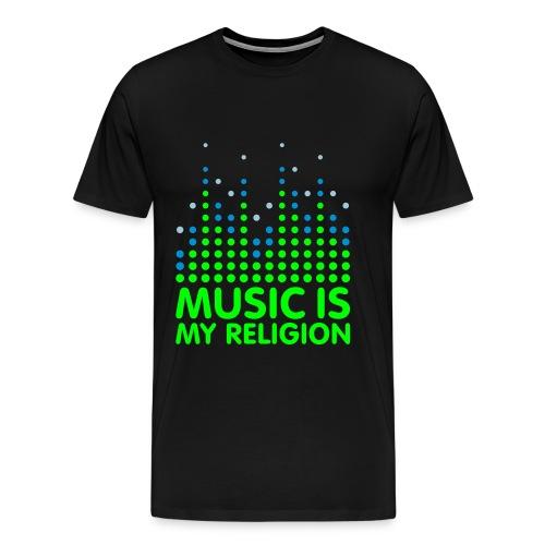 RELIGION - Maglietta Premium da uomo