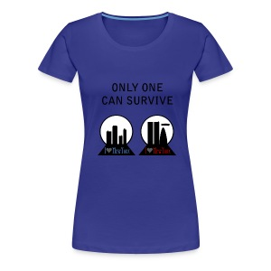 Fringe - only one can survive - Camiseta premium mujer