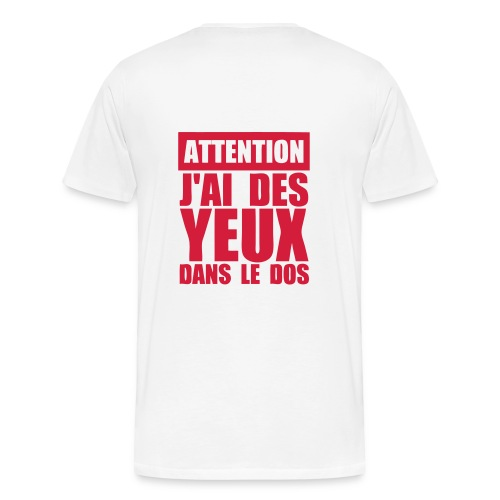 DF atyldes - T-shirt Premium Homme