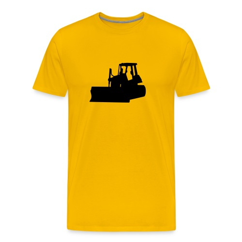 Bagger - Männer Premium T-Shirt