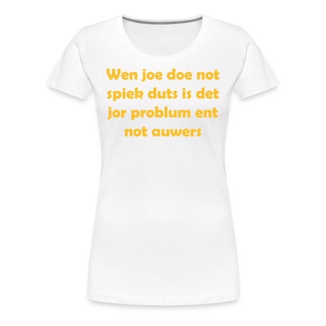 Not Maten T Joe Spiek Duts Doe OnlineWen Grote Vrouwen Shirtshop byvfg6Y7