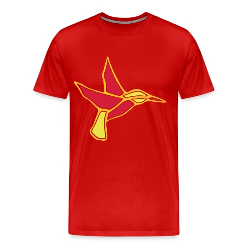 Kolibri  - Männer Premium T-Shirt