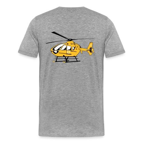 Air - Rescue Shirt - Männer Premium T-Shirt